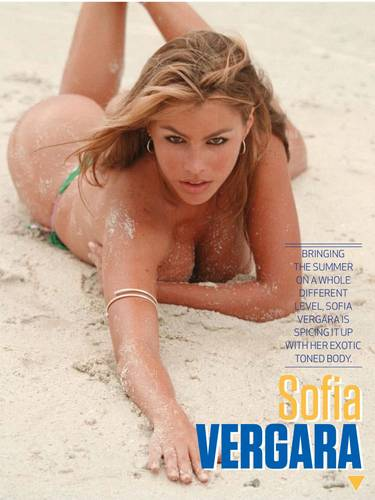 Sofia Vergara  The Men Magazine (Giugno  2014)_FV001