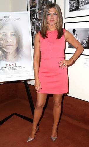 Jennifer Aniston at 2014 Variety Screening Series of 'Cake'
