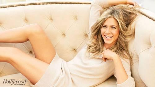 Jennifer Aniston | The Hollywood Reporter (Gennaio 2015)