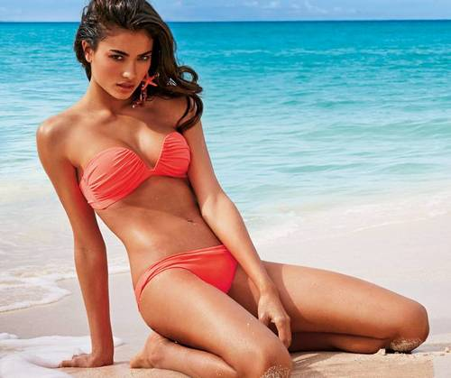 Kelly Gale in Bikini | Calzedonia Beachwear Photoshoot 2015