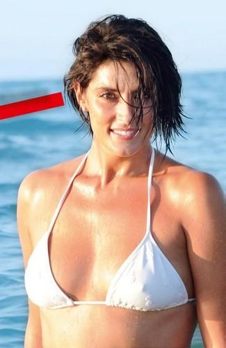 Elisa Isoardi in Bikini da Oggi - Agosto 2016