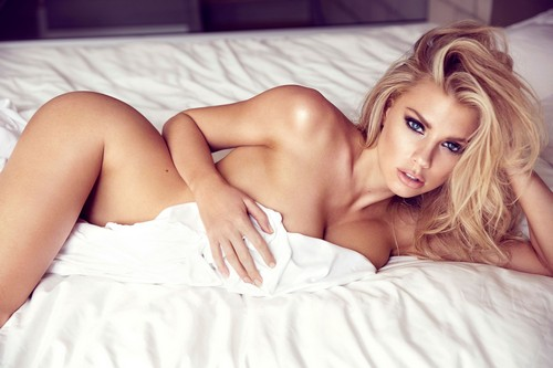 Charlotte McKinney Nuda : Randall Slavin Photoshoot - Self Assignment