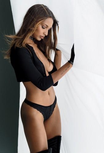 Jasmine Tookes in Lingerie : Maxim Photoshoot, Febbraio 2017