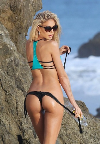 Daisy Lea in Bikini : 138 Water Photoshoot in Malibu - 01 febbraio 2017