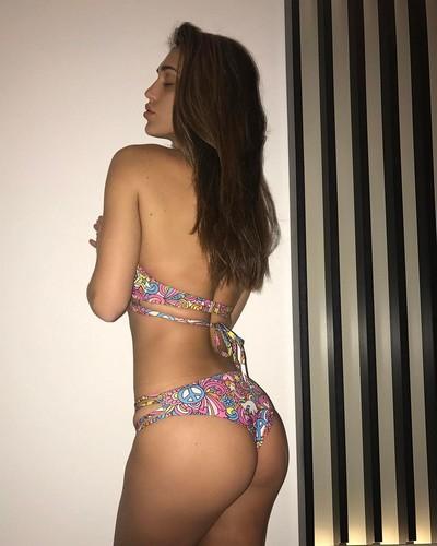 Cecilia Rodriguez in Bikini : Lato B Esplosivo in Nuove Anteprime Me Fui 2017