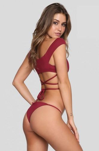 Jehane Gigi Paris in bikini per  Paris iShine 365 -  Photoshoot 2017