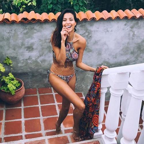 Mariana Rodriguez in Bikini : Backstage e Nuove Anteprime Envidiame 2017