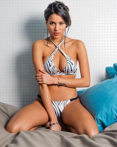 Mariana Rodriguez in Bikini