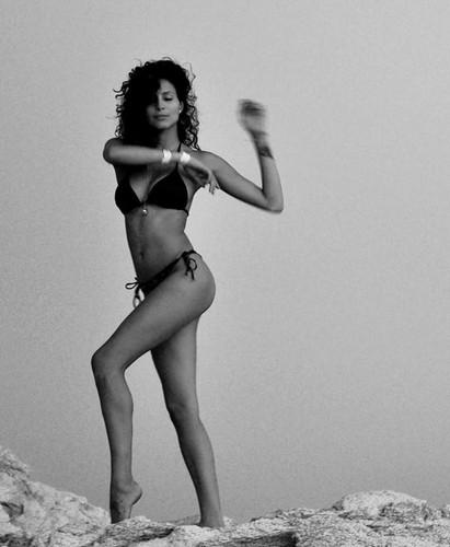 Mariana Rodriguez in Bikini a Cabo San Lucas, 30 marzo 2017