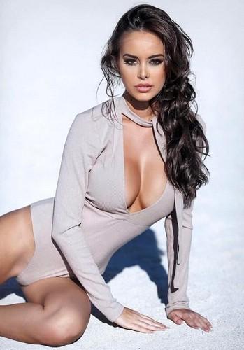 Susanna Canzian : Sexy Photoshoot per The Heavyweight Factory