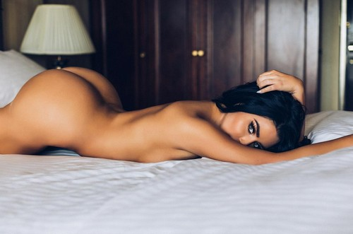 Abigail Ratchford Nuda e in Lingerie Unknown Photoshoot