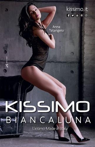 Anna Tatangelo per Kissimo Biancaluna: Sempre più Sexy!