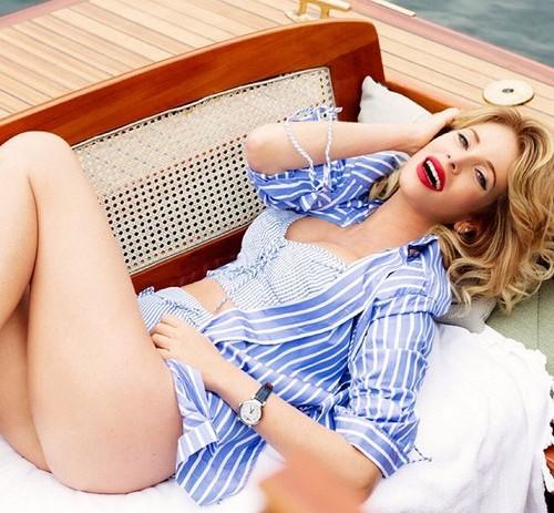 Alessia Marcuzzi : Super Sexy dal Servizio Fotografico per Grazia - Outtakes e Backstage