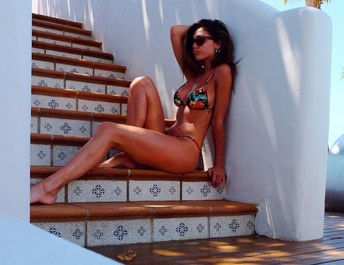 Cecilia Rodriguez in Bikini a Formentera - 05 maggio 2017