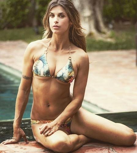 Elisabetta Canalis in Bikini per Mobo Swim - Update - 07 maggio 2017