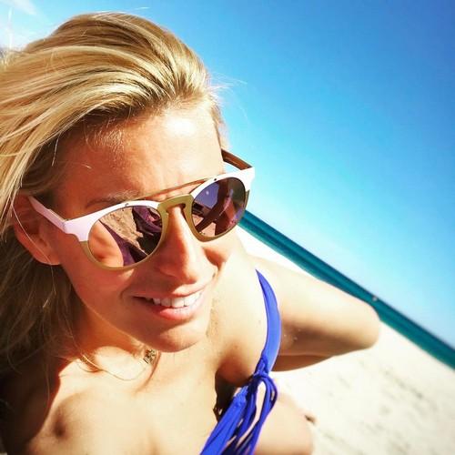 Federica Fontana in Bikini in Costa Azzurra - 08 maggio 2017