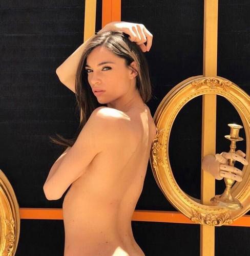 Lorella Boccia Nuda : Servizio Fotografico Sconosciuto
