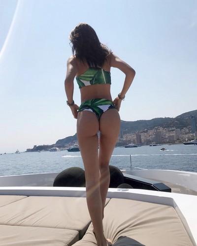 Patricia Contreras : Che Lato B in Bikini Monaco ! - 27 Maggio
