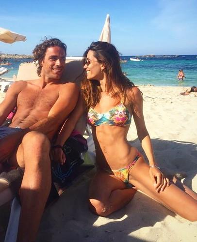 Federica Nargi in Bikini a Formentera - 10 giugno 2017