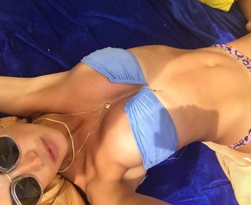 Melissa Satta in Bikini a Ibiza - 10 giugno 2017