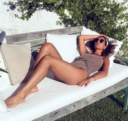Roberta Morise in Bikini a Lugano - 17 giugno 2017