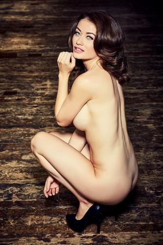Jess Impiazzi nuda : Calendario 2018